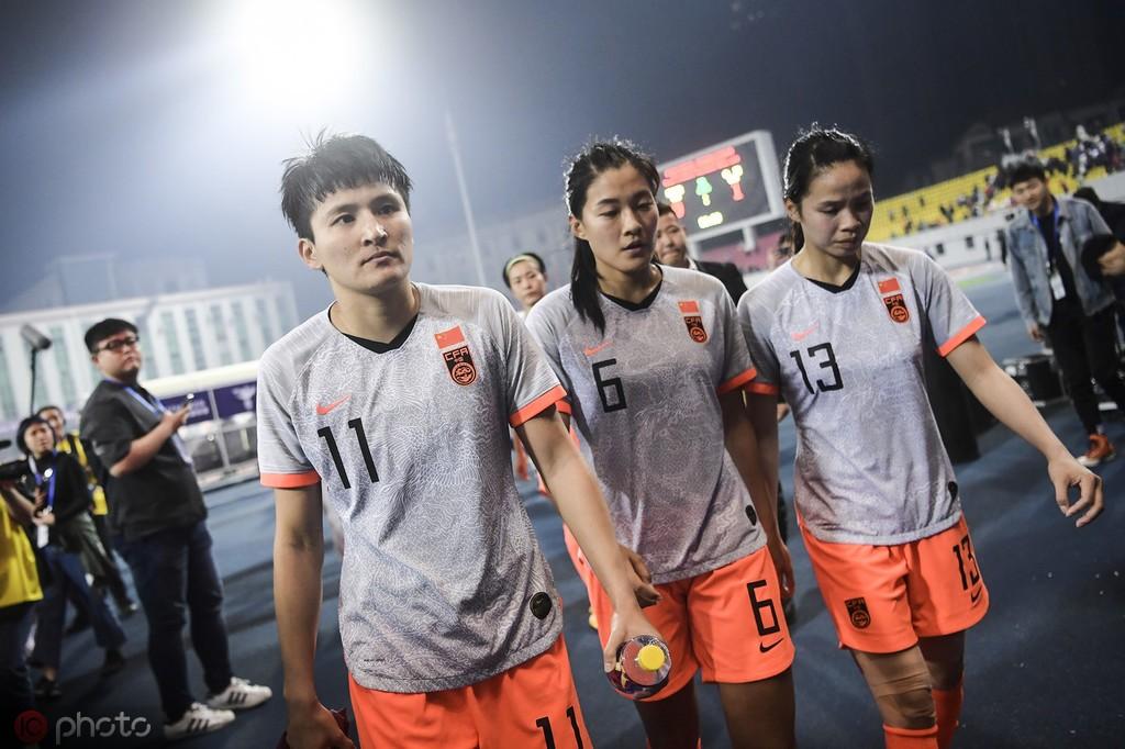 队报:中国女足5月将前往欧塞尔备战世界杯
