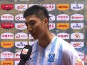姜积弘:登贝莱离场对我们有影响;很开心帮助球队拿下首胜