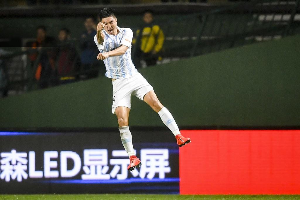 姜积弘:绝杀进球是自我救赎,相信我们会继续赢下去
