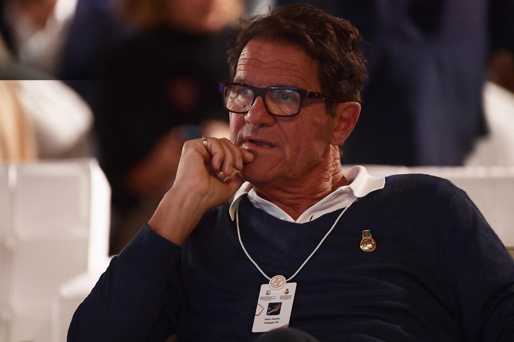 卡佩罗:有人告诉我皇马有5亿欧元能用来引援