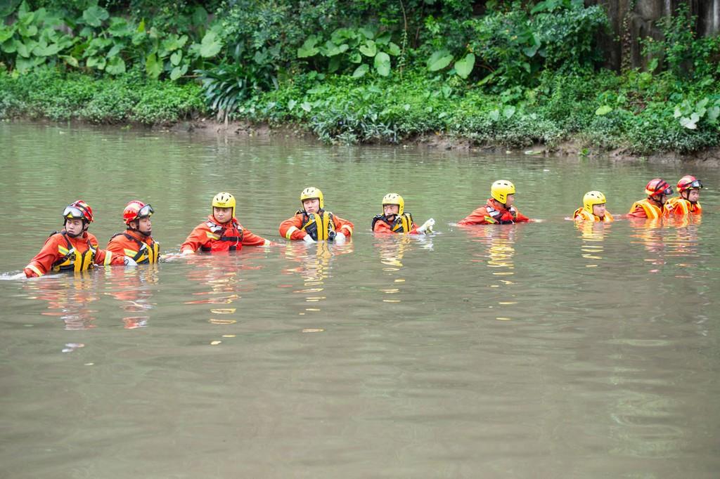 不说足球:4月11日的深圳暴雨共造成11人死亡