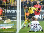 19岁零19天!桑乔成为德甲历史最年轻打进11球球员