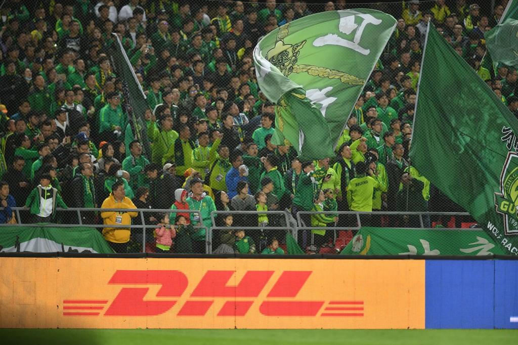 中超第5轮上座人数:工体3万8居首,重庆、泰达主场破3万 — 广州富力