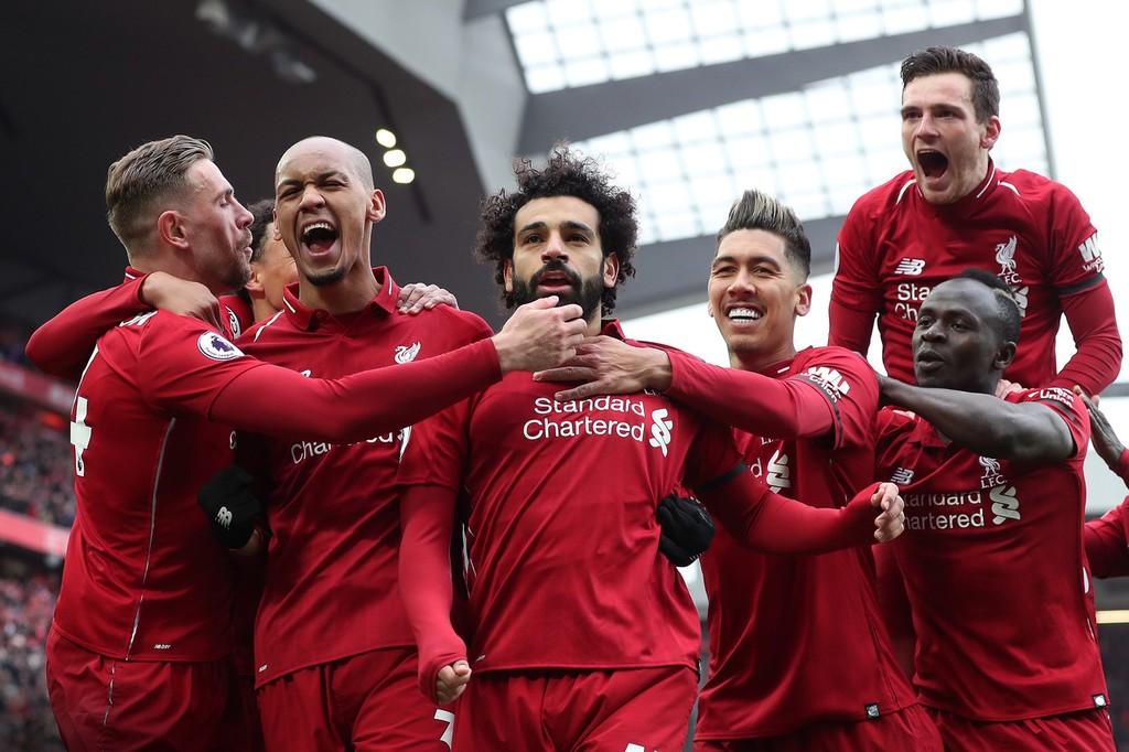 利物浦2-0完胜切尔西这是近7年来首次在英超主场