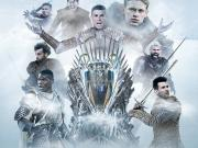 国外也有段子手:足球世界的冰与火之歌!