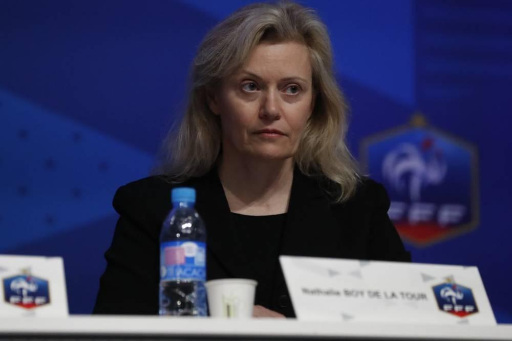 法甲联盟主席:法国足球