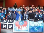 防止极端球迷闹事,800名那不勒斯警察将保护阿森纳球迷