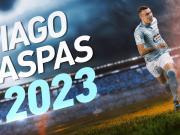 官方:塞尔塔与西班牙国脚阿斯帕斯续约至2023年
