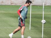 胡梅尔斯伤势无大碍,已恢复有球训练