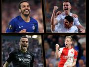 欧联杯周最佳球员候选:佩德罗领衔,塞夫奇克和科斯蒂奇入选