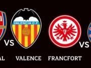 欧联半决赛:阿森纳战瓦伦西亚,切尔西战法兰克福