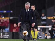 安切洛蒂:拉卡泽特的进球直接击碎我们的晋级梦想