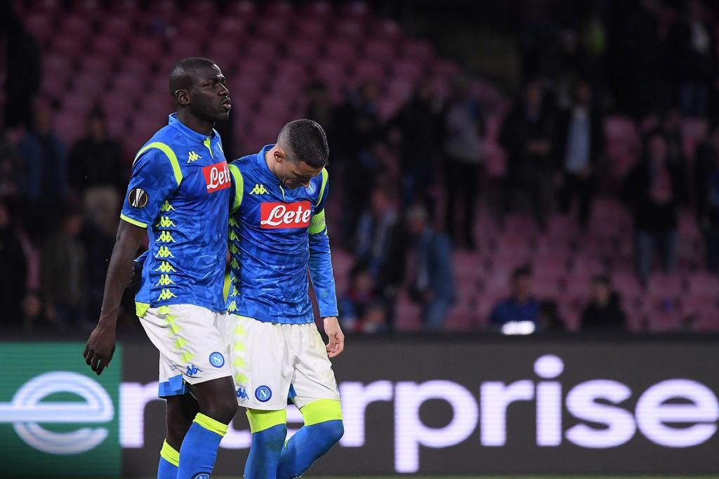 随着那不勒斯被淘汰,本赛季意甲球队在欧战已经全军覆没 — AC米兰