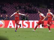 欧联杯夺冠赔率:切尔西高居榜首,阿森纳紧随其后