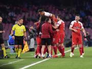 晋级欧联杯半决赛,阿森纳客战莱斯特城提前进行