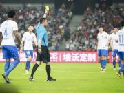河南賽區新聞官:王哲執法河南vs泰達