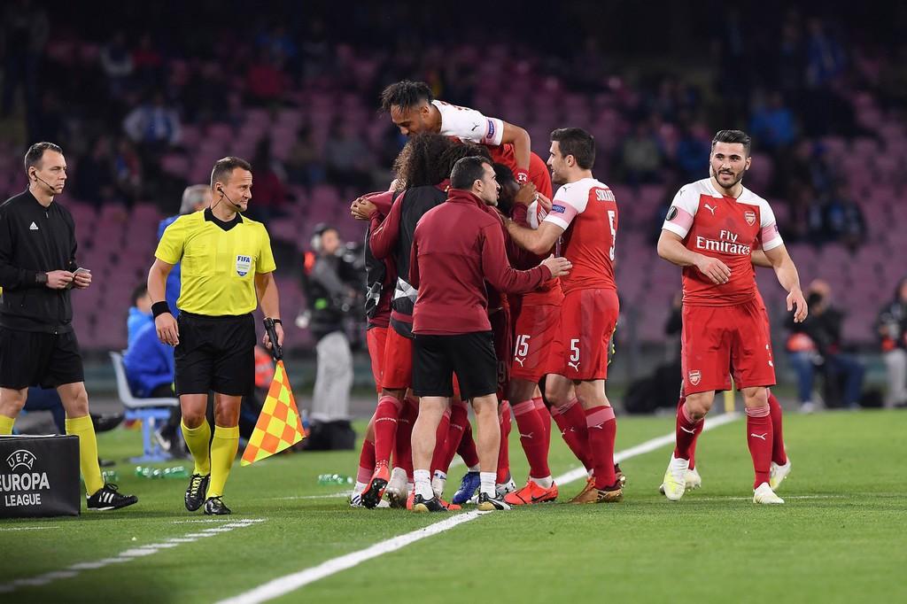 斯莫林:晋级欧联杯半决赛