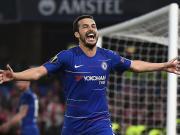 官方:佩德罗当选欧联杯本周最佳球员