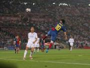 这题你会做吗?英语专四选择题提及巴萨2-0曼联的欧冠决赛