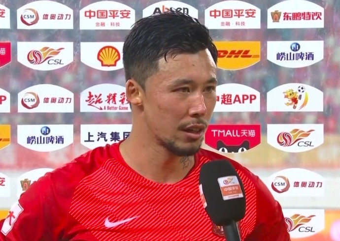 张琳芃:我们关键球处理比鲁能好,会认真调整迎接亚冠