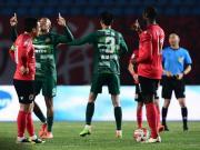 中甲综述:绿城2-1辽足五轮不败,青岛2-1呼和浩特迎三连胜
