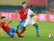 河南2-3泰达联赛3连败,归化球员周定洋破门,阿奇姆彭一条龙