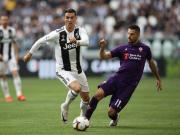 半场:尤文1-1佛罗伦萨,桑德罗头球扳平,基耶萨两中门柱