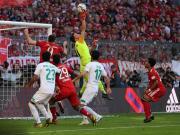 不莱梅克星,拜仁连续19场比赛击败不莱梅