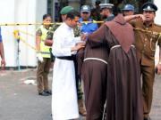 不说足球:斯里兰卡多地同时发生爆炸,已致160人死亡