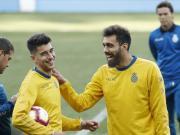 西班牙人中场罗卡:遗憾没能在收获进球的同时助球队取胜