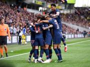 卫冕成功!巴黎圣日耳曼获得本赛季法甲冠军