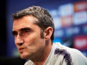 巴尔韦德:对阵阿拉维斯,我们的阵容会有一些变化