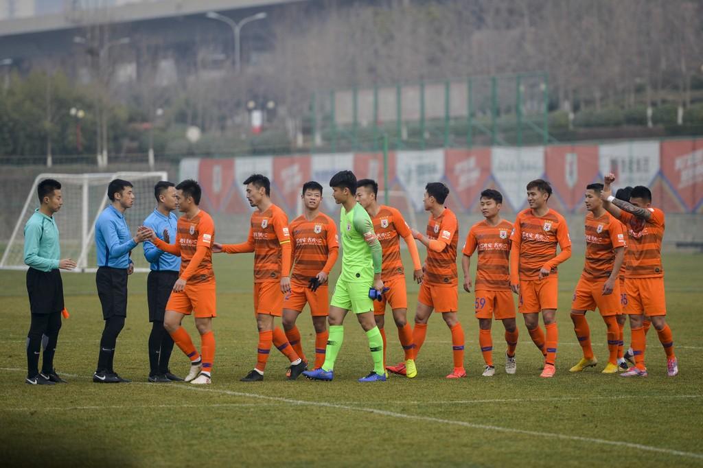 中超第6轮预备队综述:山东六轮不败排名榜首,河北3-0国安