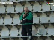 科尔多瓦客场比赛仅一名球迷到场,俱乐部官推发文致谢