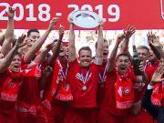 拿到荷乙冠军,特温特将在下赛季回到荷甲联赛