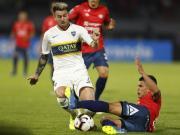 足球市场:国米要和曼城以及那不勒斯竞争博卡新星