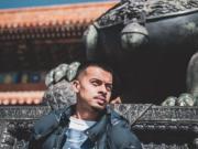 李可游览北京,发微博感叹:感觉被历史包围了