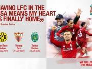 利物浦公布美国季前赛赛程?#36203;?#22810;特、塞维利亚、葡萄牙体育