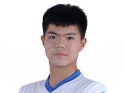 边后卫唐宇阳:2001年龄段小将 善于进攻前插