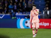 桑保利:阿根廷人很难像巴萨球迷那样去享受梅西