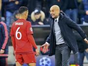 蒂亚戈:控制比赛很重要,拜仁依然在用瓜迪奥拉的理念
