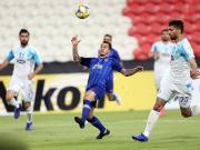 创纪录,乔文科在三大洲的俱乐部洲际赛事中都有进球