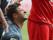 穆勒德国杯半决赛10次出场,成德国足坛第一人