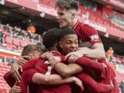 青年足总杯决赛,利物浦点球胜曼城捧杯
