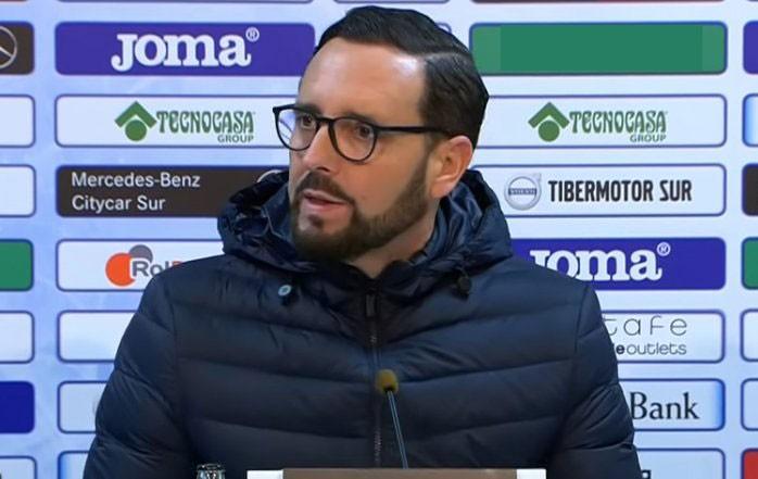 赫塔费主帅:我禁止谈论欧冠的事,我们也有可能拿不到资格 — 皇家马德里