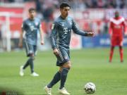 意媒:门德斯想让哈梅斯离开拜仁,加盟尤文图斯