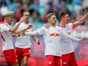 2-1战胜弗赖堡,莱比锡提前三轮锁定下赛季欧冠资格