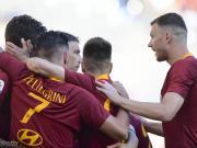 罗马3-0卡利亚里暂居积分榜第4,帕斯托雷、科拉罗夫建功