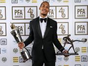 官方:范戴克当选PFA英超年度最佳球员