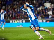 2500万欧,埃尔莫索是西班牙人队史出售的最贵球员